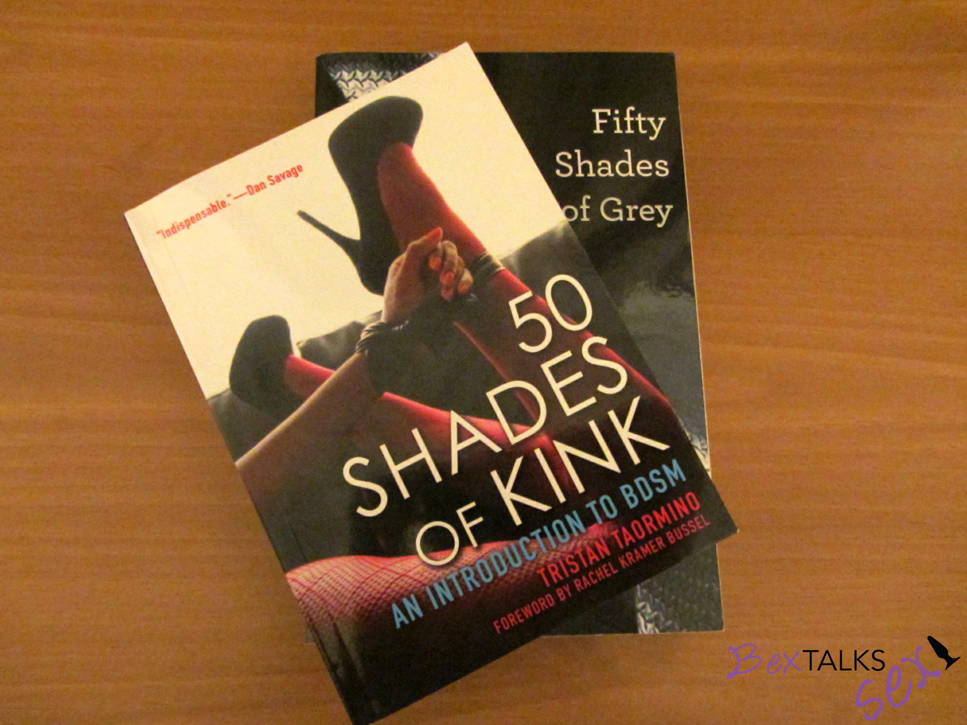 50 Shades of Kink Book Review